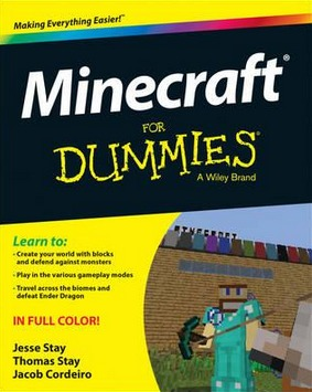 Image for Minecraft for Dummies: In Full Colour  ***Temporarily Out of Stock***
