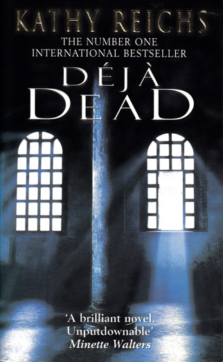 Image for Deja Dead #1 Temperance Brennan [used book]