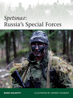 Image for Spetsnaz: Russia's Special Forces #206 Elite