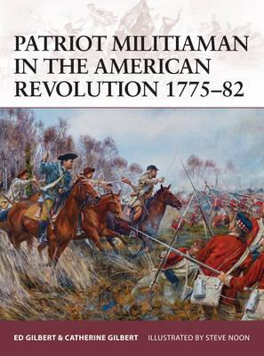 Image for Patriot Militiaman in the American Revolution 1775-82 #176 Warrior