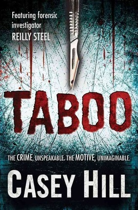 Image for Taboo #1 Reilly Steel [used book]