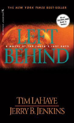 Image for Left behind: a Novel of the Earth's Last Days #1 Left Behind [used book]