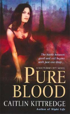 Image for Pure Blood #2 Nocturne City [used book]