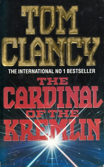 Image for The Cardinal of the Kremlin #5 Jack Ryan [used book]