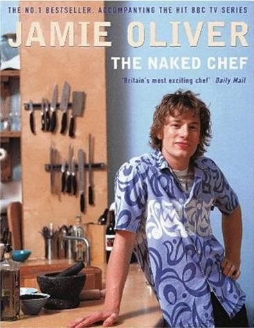 Image for The Naked Chef [used book]