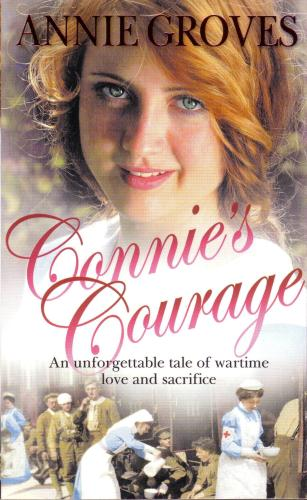 Image for Connie's Courage #2 Pride Family [used book]