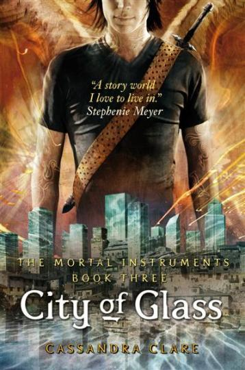 Image for City of Glass #3 Mortal Instruments [used book]