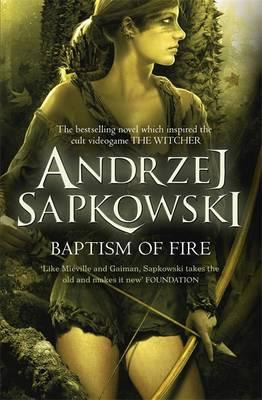 Image for Baptism of Fire #3 The Witcher