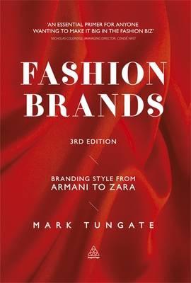 Image for Fashion Brands 3E  Branding Style from Armani to Zara