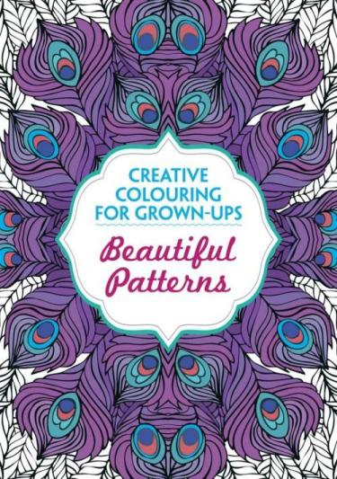 Image for Beautiful Patterns: Creative Colouring for Grown-Ups