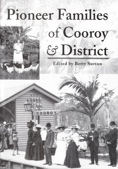 Image for Pioneer Families of Cooroy & District [used book][rare]