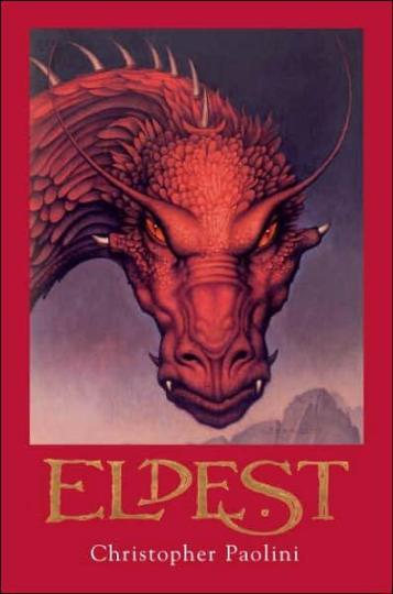 Image for Eldest #2 Inheritance [used book]