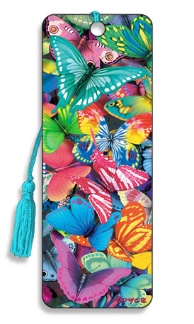 Image for Butterfly Magic 3D Bookmark