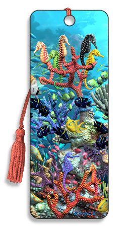 Image for Waterworld 3D Bookmark