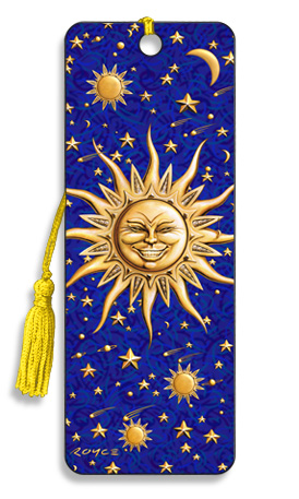 Image for Sunny 3D Bookmark