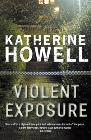 Image for Violent Exposure #4 Detective Ella Marconi [used book]