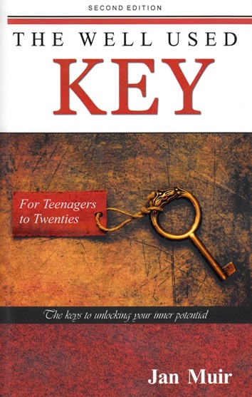 Image for The Well Used Key 2E For Teenagers to Twenties: The Keys to unlocking your inner potential