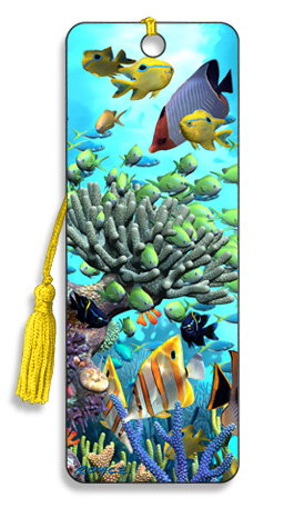 Image for Coral Garden 3D Bookmark