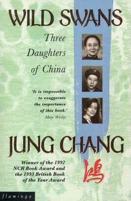 Image for Wild Swans: Three Daughters of China [used book]