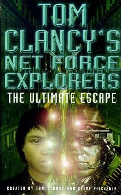 Image for Ultimate Escape #4 Net Force Explorers [used book]