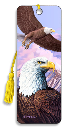Image for Eagles 3D Bookmark