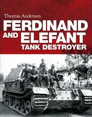 Image for Ferdinand and Elefant Tank Destroyer