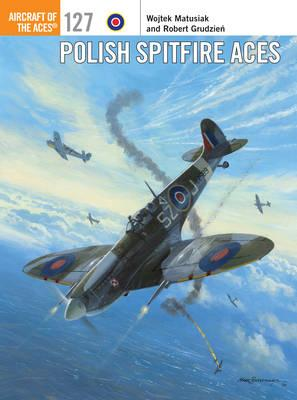 Image for Polish Spitfire Aces #127 Aircraft of the Aces