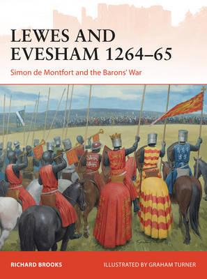 Image for Lewes and Evesham 1264-65: Simon De Montfort and the Barons' War #285 Campaign