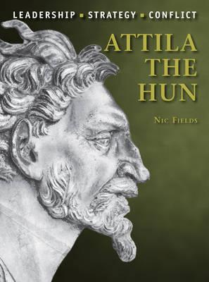 Image for Attila the Hun #31 Command