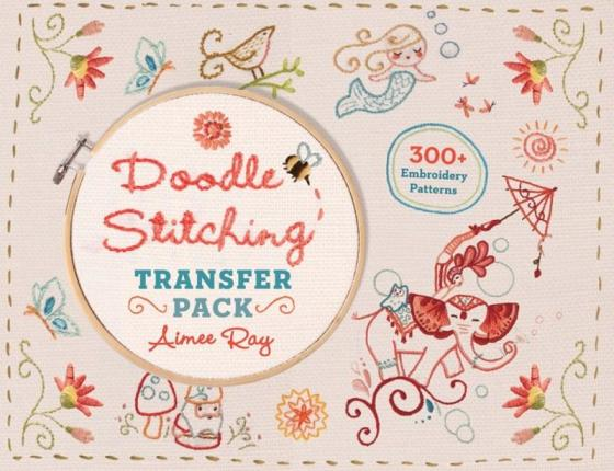Image for Doodle Stitching Transfer Pack: 300+ Embroidery Patterns