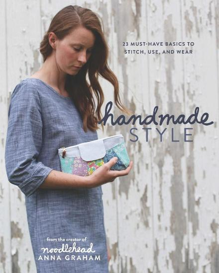 Image for Handmade Style: 23 Must have basics to stitch, use, and wear
