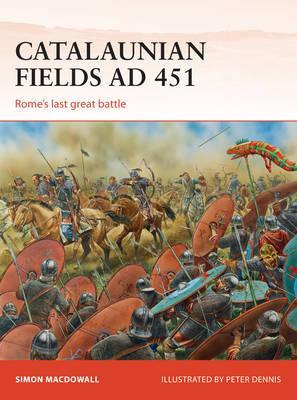 Image for Catalaunian Fields AD 451: Rome's Last Great Battle #286 Campaign