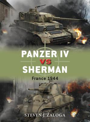 Image for Panzer IV vs Sherman : France 1944 #70 Oprey Duel