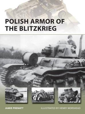 Image for Polish Armor of the Blitzkrieg #224 New Vanguard
