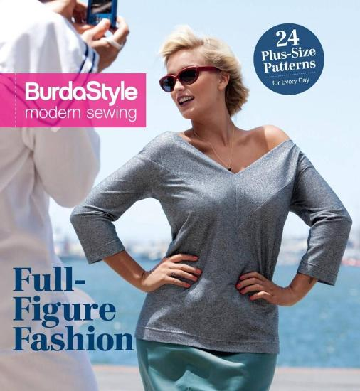 Image for Full-Figure Fashion: 24 Plus-Size Patterns for Every Day