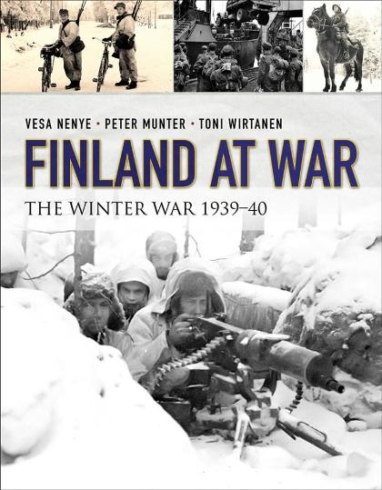 Image for Finland at War: The Winter War 1939-40