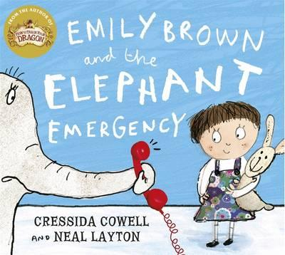 Image for Emily Brown and the Elephant Emergency #3 Emily Brown