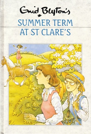 Image for Summer Term at St Clare's #3 St Clare's [used book]
