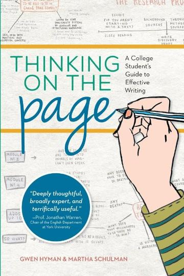 Image for Thinking on the Page: A College Student's Guide to Effective Writing