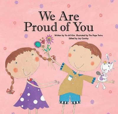 Image for We are Proud of You # Growing Strong Series