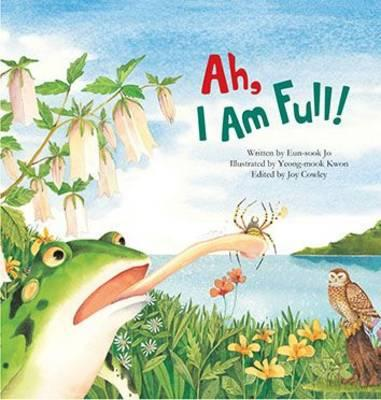 Image for Ah I'm Full: Food Chain # Science Storybooks