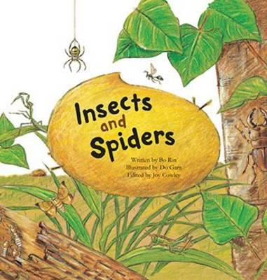 Image for Insects and Spiders # Science Storybooks