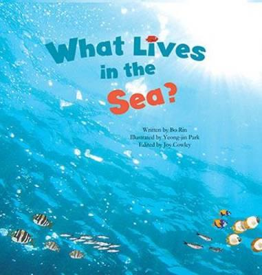 Image for What Lives in the Sea?: Marine Life # Science Storybooks