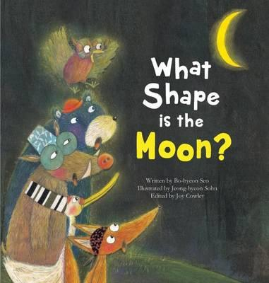 Image for What Shape is the Moon? # Science Storybooks