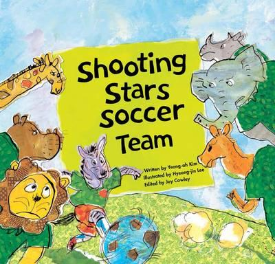 Image for Shooting Stars Soccer Team: Teamwork # Growing Strong Series