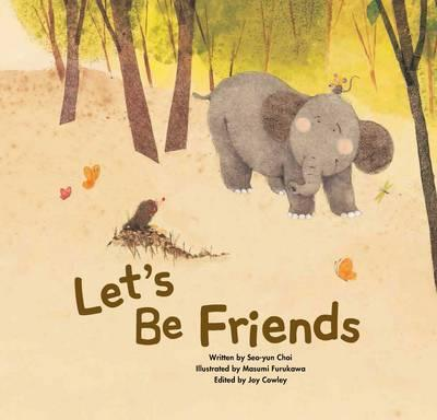 Image for Let's be Friends: Friendship # Growing Strong Series