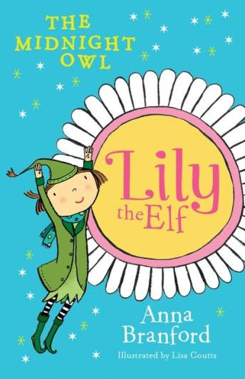 Image for The Midnight Owl #1 Lily the Elf