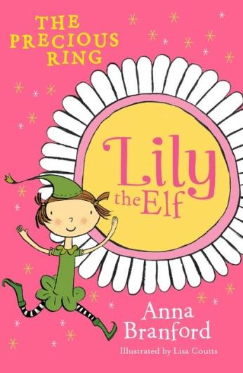 Image for The Precious Ring #2 Lily the Elf