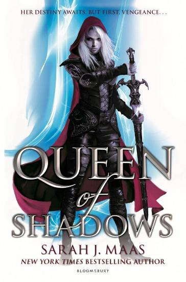 Image for Queen of Shadows #4 Throne of Glass