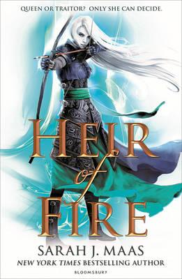 Image for Heir of Fire #3 Throne of Glass